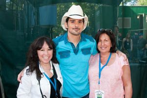 Past events rockcanroll for How many kids does brad paisley have