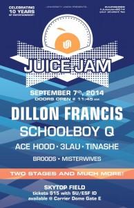 JJ Fest 2014